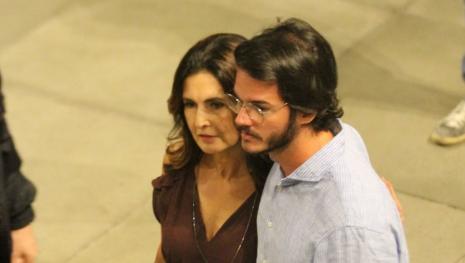 Vídeo: Silvio diz que Fátima está 'velha' e que o seu namorado não é 'bonito'.