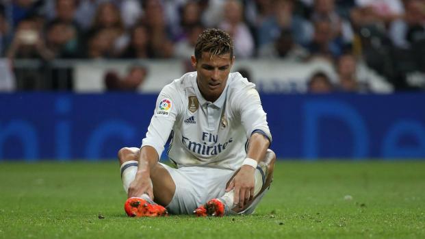 Le Real Madrid au point mort, CR7 en manque de confiance