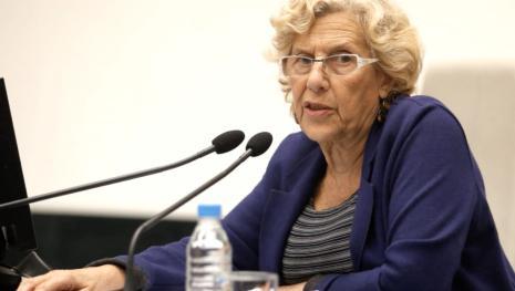 Alarmante hundimiento de Manuela Carmena tras recibir un fatal golpe en su vida