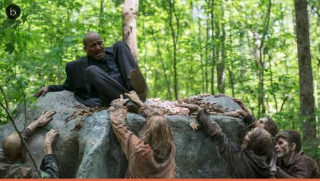 Vídeo: mistério sobre padre cerca 'The Walking Dead'