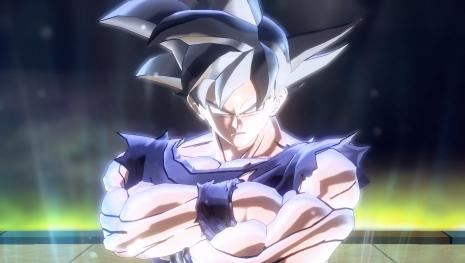 'DBS': Stages of Son Goku's New from: Ultra Instinct