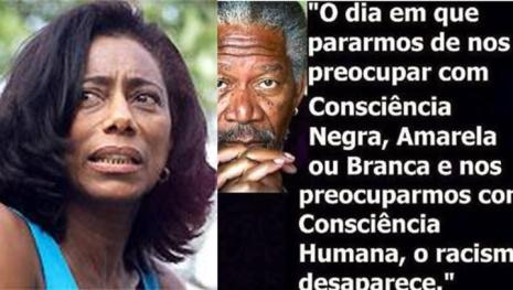 Vídeo: Gloria Maria gera revolta após deslegitimar a luta dos negros no Brasil