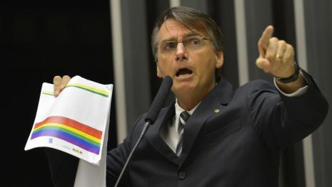 Para Bolsonaro, apenas uma fraude poderá tirá-lo do segundo turno em 2018