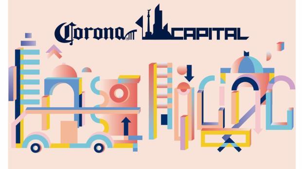 El Festival de música Corona Capital 2017