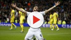 Benzema incendia las redes con sus celebraciones por dos récords personales