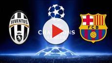 Diretta Juventus-Barcellona dove vederla