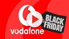 Vodafone: tutte le promo in regalo per il Black Friday
