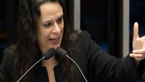 Janaína revela que membro do STF está liderando movimento contra a Lava Jato
