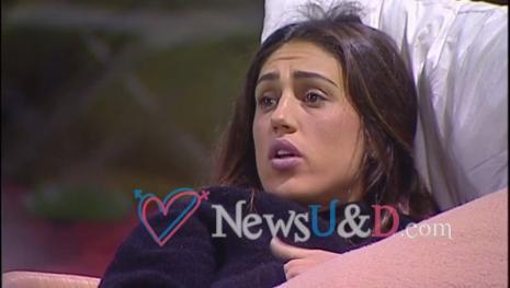 GF VIP2: Cecilia Rodriguez ha rivisto Francesco?