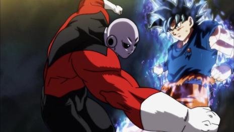 Assista: Spoiler de mangá revela um possível ponto fraco de Jiren.