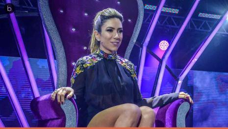 Vídeo: Corda estoura na briga entre Patrícia Abravanel e Lívia Andrade