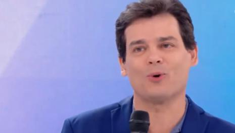 Assista: Rumores sobre a saída de Portiolli ressaltam a crise do SBT