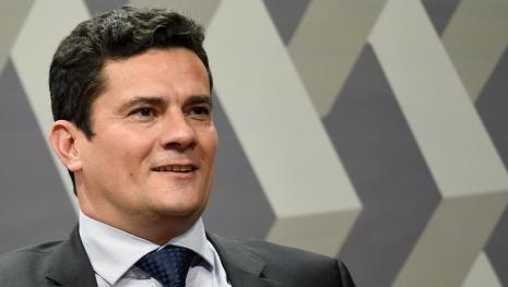 Vídeo - Em evento, ocorre conflito entre Sérgio Moro e procuradores