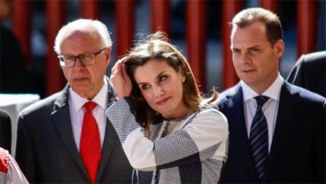 El impactante pronunciamiento de Doña Letizia sobre la marca separatista Tous