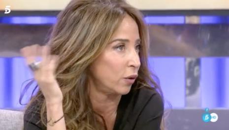 Sálvame: María Patiño habla de lo que pudo ser en otra vida