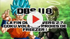 Dragon Ball Super 118 : Gokû s'oppose à Freezer ! Les motivations d'un tyran !