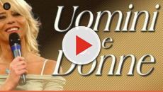 video, Uomini e Donne, Giorgia sia alza e esce dallo studio