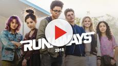 Marvel's Runaways: Da Oggi Disponibile Su Hulu