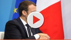 Emmanuel Macron face aux maires de France