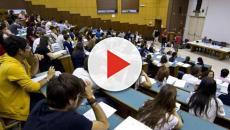 Università Bicocca: studenti protestano contro la Fedeli