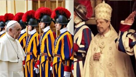 Assista: Na nova novela da Record, a Igreja Católica seria do mal