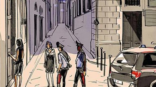 Carabinieri accusati di violenza sessuale