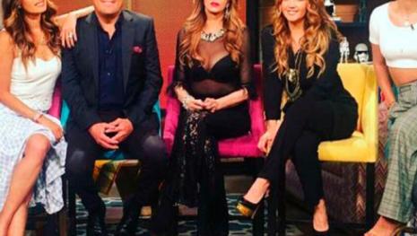 ¿Despedirán a Galilea Montijo y a Andrea Legarreta del programa 'Hoy'?
