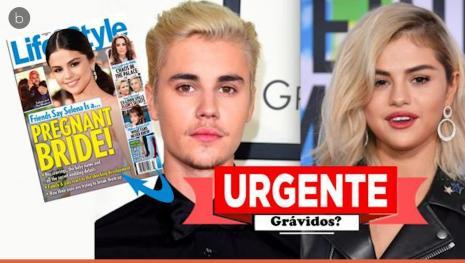 Selena Gomez está grávida de Justin Bieber, afirma revista americana