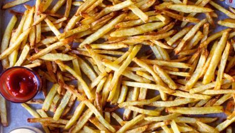 Veja onde você pode comer batata frita de graça, nesta sexta, no Black Friday
