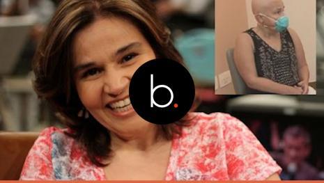 Assista: Morte de Cláudia Rodrigues é impugnada após internação às pressas