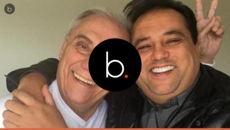 Geraldo Luís vive drama com morte de Marcelo Rezende e estado preocupa: 'doente'