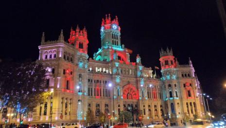 Esta son las mejores atracciones que tiene la ciudad de Madrid en navidad