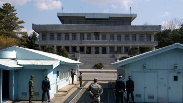 North Korean defects, gets shot but is recovering after surgery