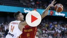 España le gana con autoridad a Montenegro