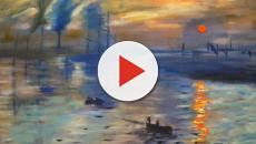 Roma está de gala al recibir la obra del gran Monet