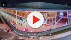 Veja as novidades do Salão Duas Rodas 2017