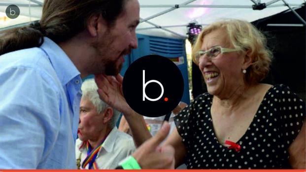 Vídeo: El vergonzoso acto de Carmena en contra del Estado sorprende a España