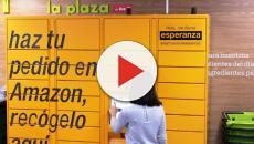 Llegan los Amazon Lockers a España