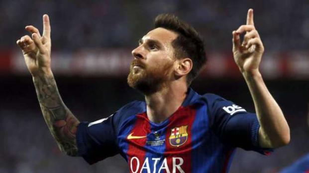 Lionel Messi, symbole de la réussite du FC Barcelone