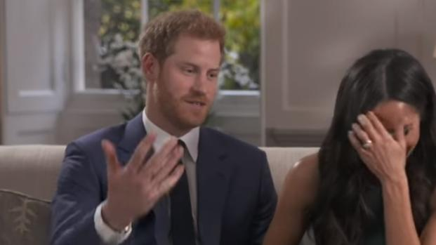 Prince Harry designs a one-of-a-kind ring for Meghan Markle