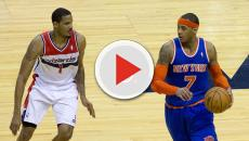 Tracy McGrady suggests Carmelo Anthony to come off the bench