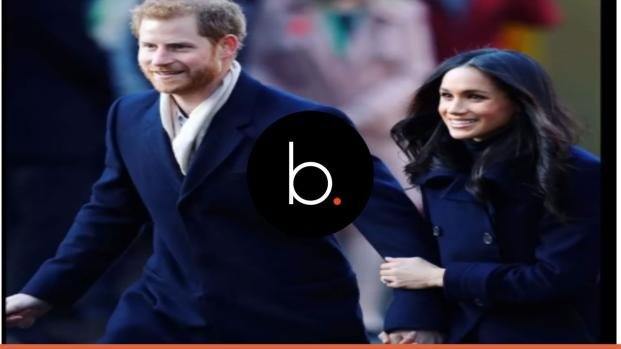 Will Harry and Meghan stop showing PDA when they get married?