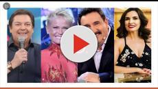 Vídeo: Vazam salários de apresentadores de TV e valor impressiona