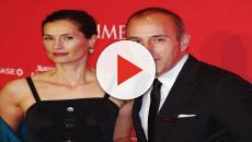 Lauer's wife reportedly fled to Netherlands with their children