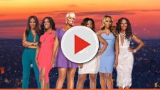 'RHOA' star is expecting her first child?