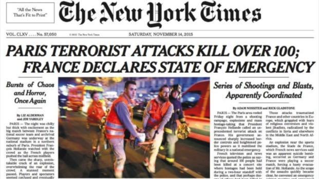 Mark Thompson quiere digitalizar el 'New York Times' y volverlo un éxito