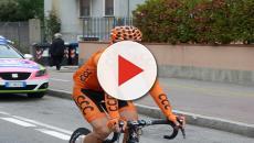 Ciclismo, Rebellin ancora in sella a 46 anni
