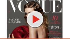 Taylor Swift is British Vogue's cover girl for January