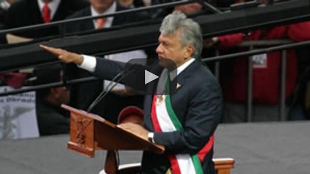 """Arreola: """"Quiero que pierda AMLO, pero la amnistía no es mala idea"""""""