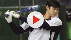Shohei Ohtani meets with Seattle Mariners